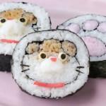 カーリー・レイ・ジェプセンコラボ!切って可愛いねこの飾り巻き寿司