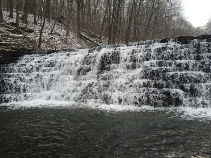Jones Mill Dam - Laurel Hill State Park 2