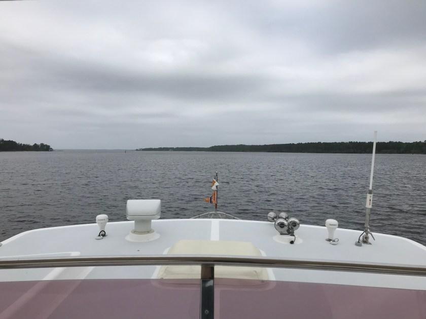 April 2019 – Doug and Dana and a Boat