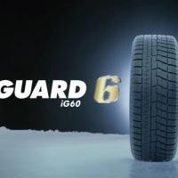 ヨコハマタイヤ スタッドレスタイヤ iceGUARD 6 のCM 2019年バージョン。