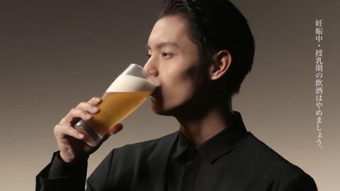 黒 誰 サッポロ ラベル cm サッポロビール