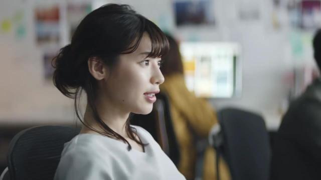Cm 女優 キュレル