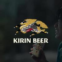 キリンビール のCM「よろこびがあふれ出す 父の応援歌」篇。出演 利重剛、 Gパンパンダ 星野光樹 一平