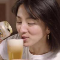 キリンビール キリン一番搾り生ビール のCM 「満島ひかり 旅先ビール」篇
