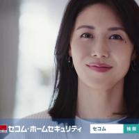 松嶋菜々子 が出演する セコム SECOM のCM「ホームセキュリティ 見守りの恩返し」篇。