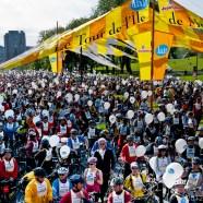 The Montreal Bike Fest week and Le Tour de L'ile de Montreal