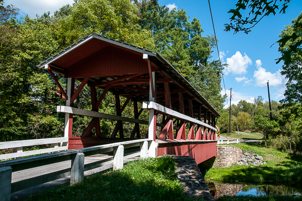 Bedford County, PA for covered bridges and much more
