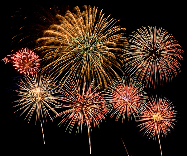 World's best fireworks explode in August