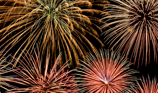Five top cities for fireworks this 4th of July