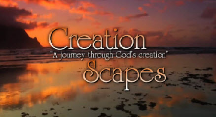 CreationScapes – DVD's to relax