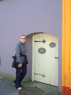 Small doors in Kinsale