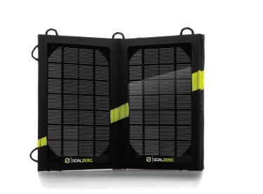 Goal Zero solar chargers