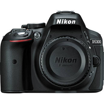 Full featured Nikon D5300 to be available November 14