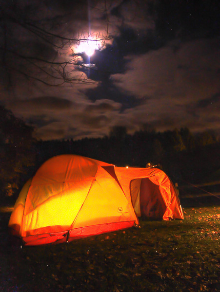 Big Agnes - Big House 4 tent & Big House 4 is perfect tent for many situations | Doug Bardwell