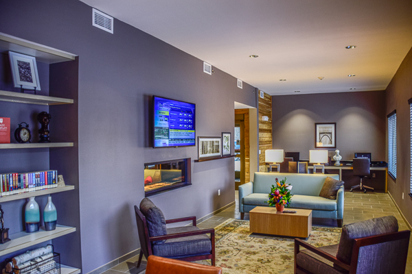 The Den at Country Inn & Suites By Carlson - Springfield, Illinois