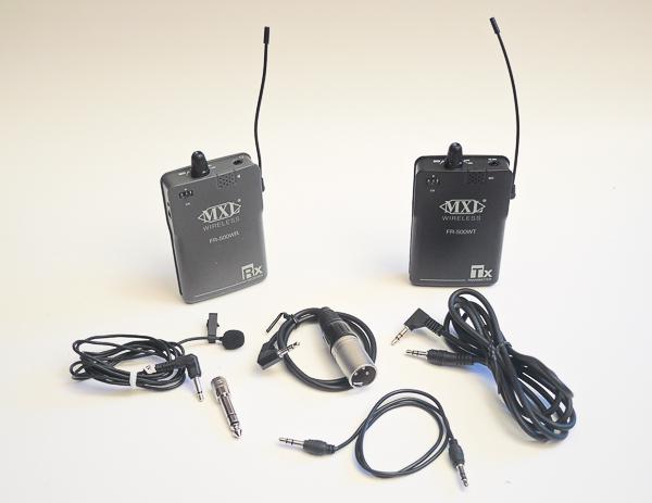 MXL FR500WK-9517
