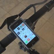 Ride, urban cowboy, ride with Rokform Bike Handlebar Mount