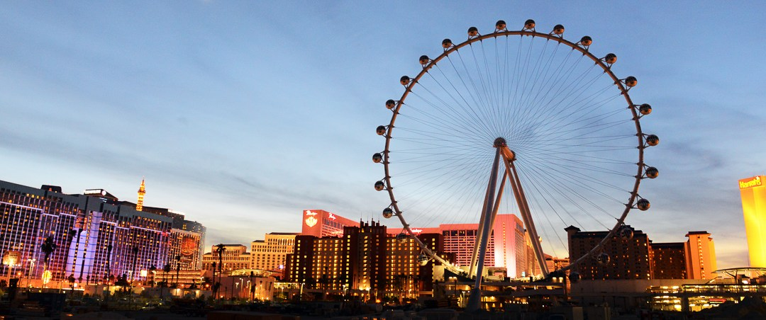 High Roller opens in Las Vegas
