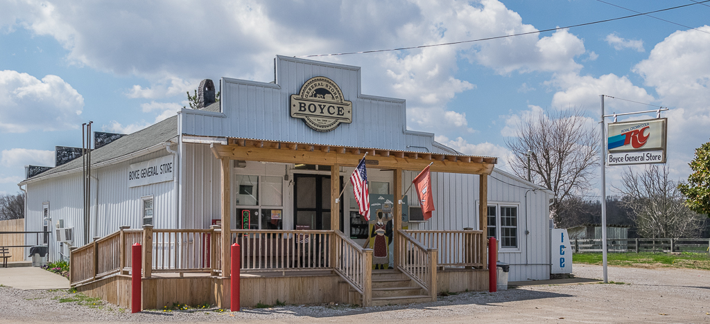 Worth the drive – Boyce General Store
