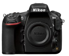 Hottest new Nikon D810 introduced