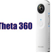 Ricoh Theta – takes the entire picture