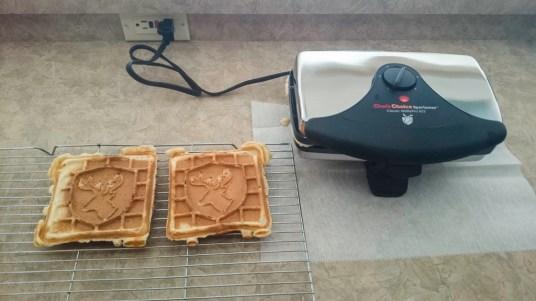 ChefsChoice Waffle Maker