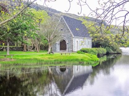 St. Finbarr's Oratory - Gougane Barra