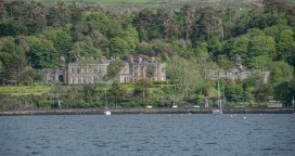 Bantry House overlooking Bantry Bay