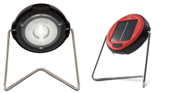 d.light S2 solar powered light