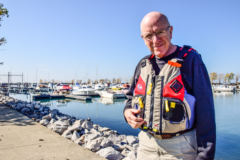 MTI Voyager Highback PFD Vest (#12575/806E) review