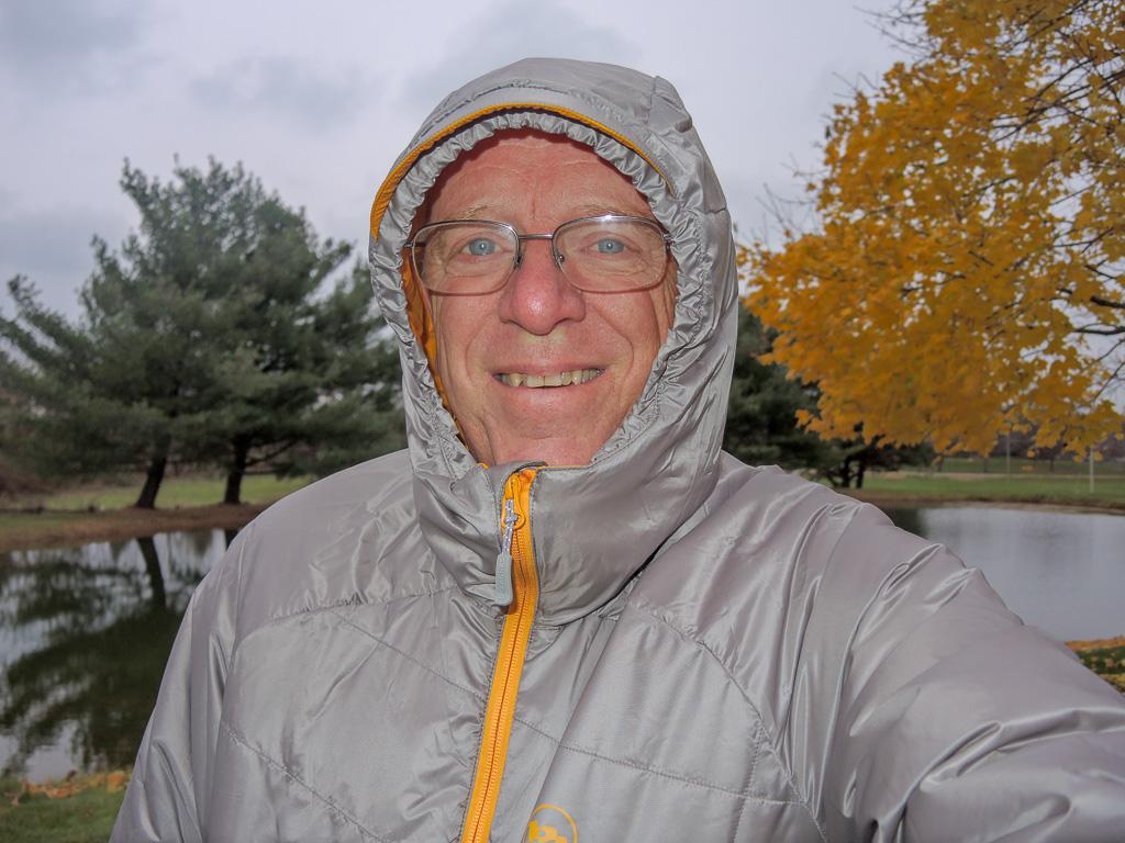 Big Agnes Farnsworth hooded winter jacket