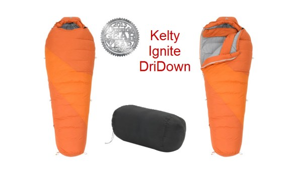 Kelty Ignite sleeping bag