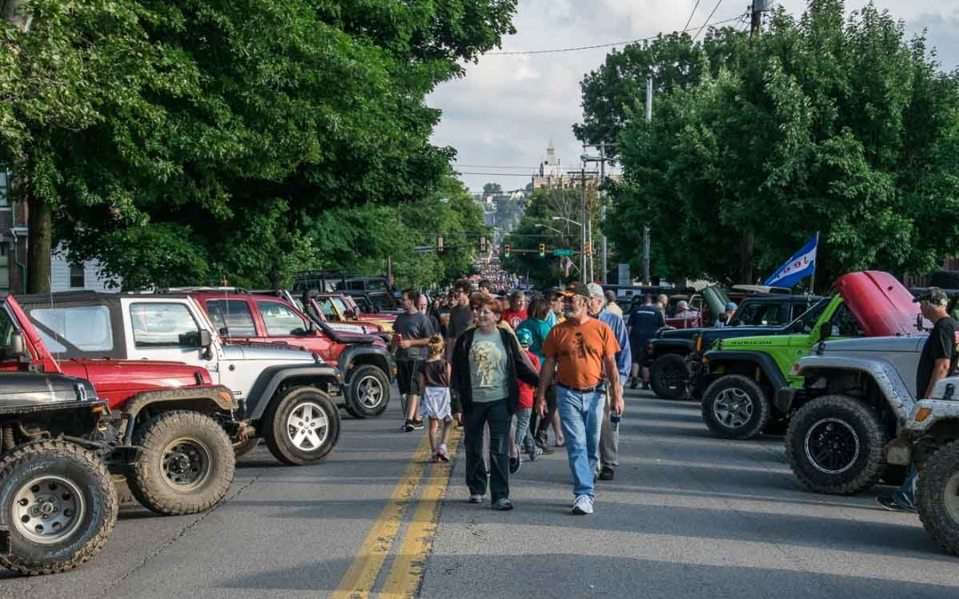 Bantam Jeep Festival now taking entries