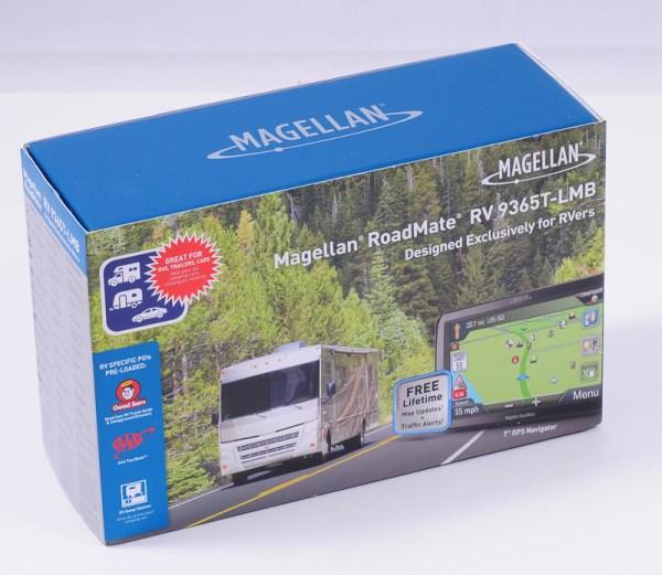 Magellan GPS for RV's