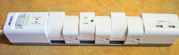 PowerGenius power strip