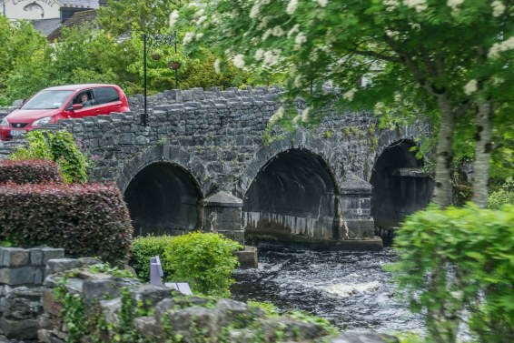 Bridge in Carrowmanagh, but lots of bridges look just like this.
