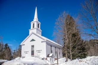 Church in Grafton Vermont