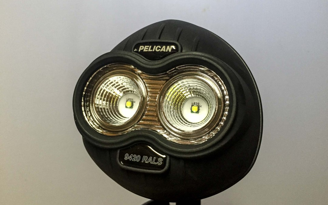 Pelican 9420XL LED Work Light Kit – another bright idea
