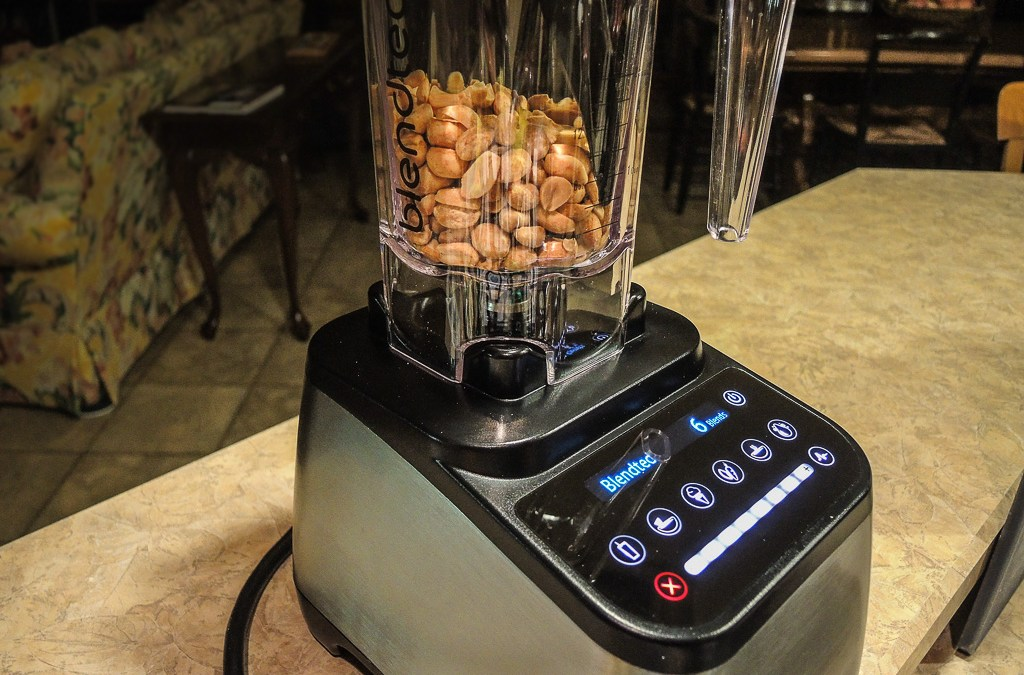 Blendtec Designer 725 – the blender with a personality