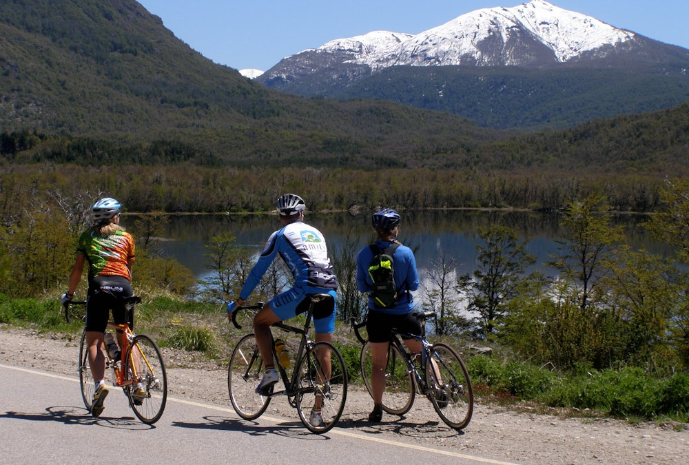 Six top winter cycling tours