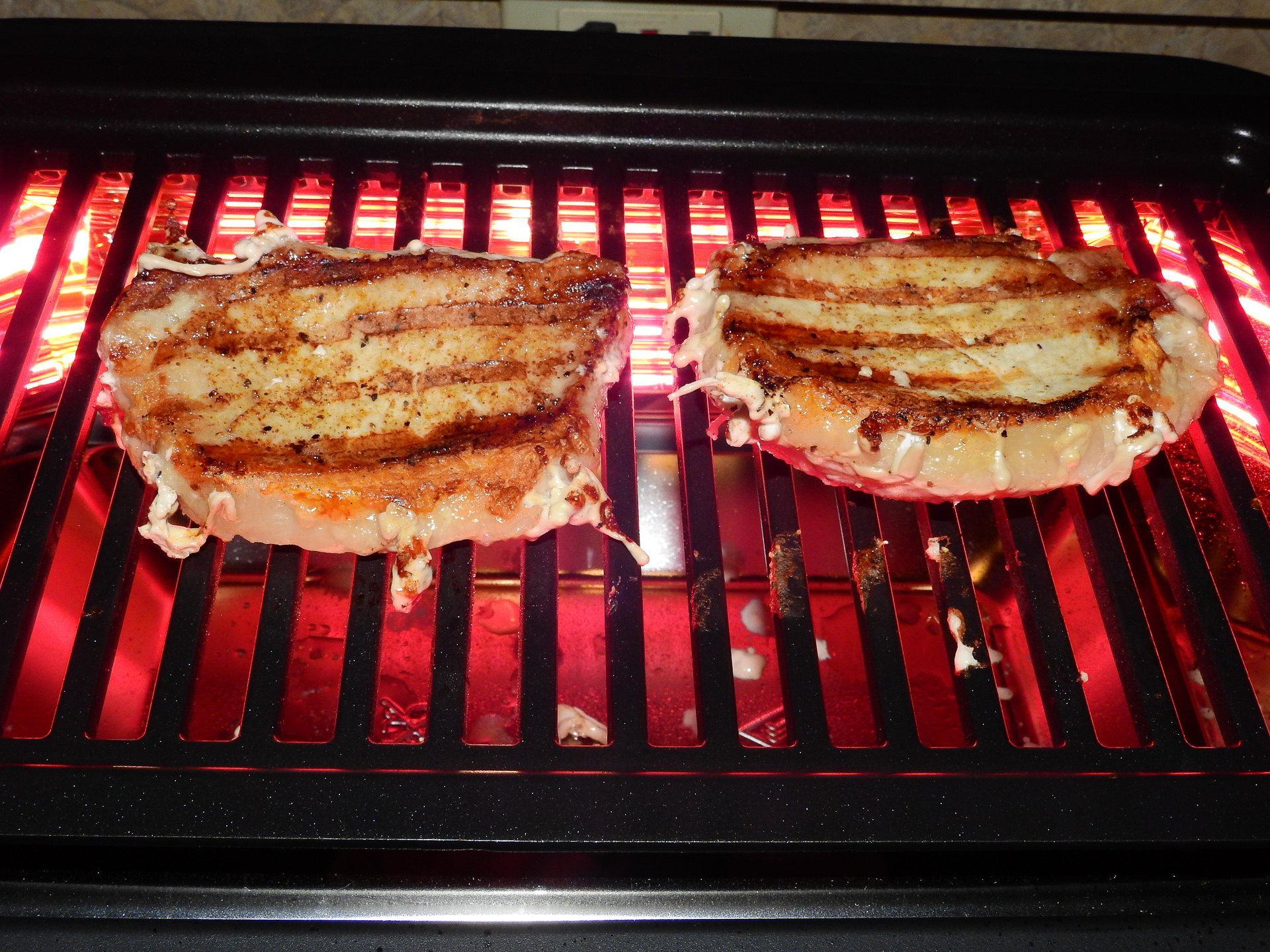 Philips Smoke-less Indoor Grill
