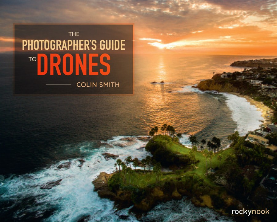 The cover of The Photographers Guide to Drones