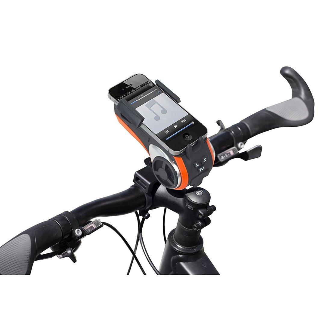 ZOOM tube bike audio and lighting
