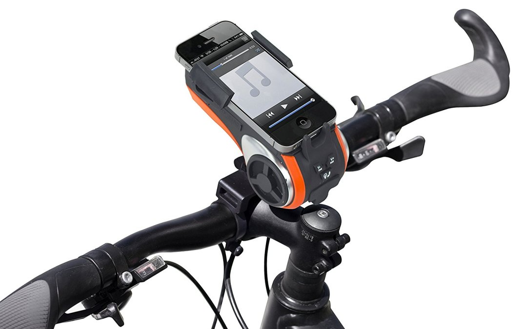 ZOOM tube is multifunctional bike audio and lighting accessory you'll love