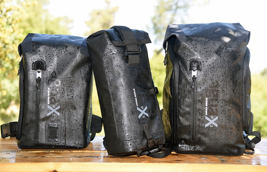Agua Storm-proof Quick-draw Sling Bag 60 – for whatever nature sends your way
