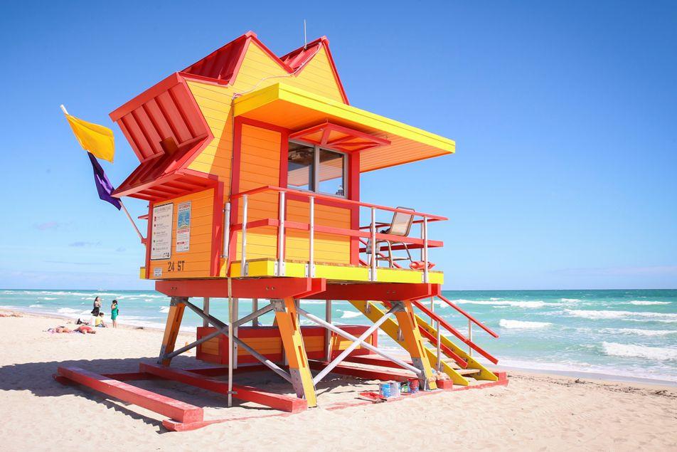 AllWays Traveller to South Beach, Miami