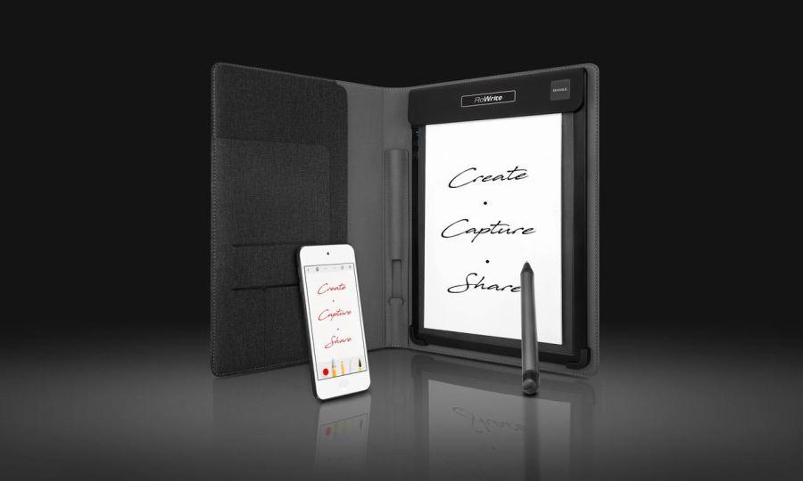 rowrite digitizes as you write as you draw as you sketch doug