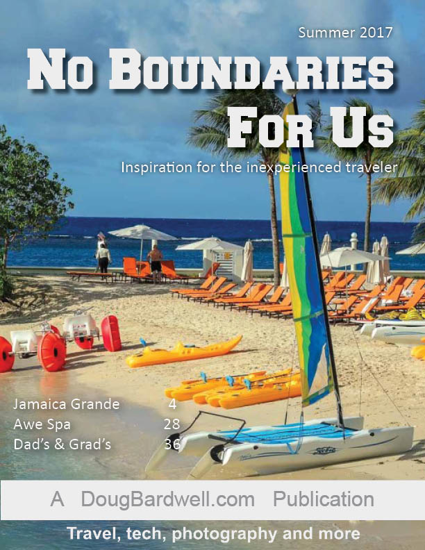 No Boundaries For Us - Summer 2017 issue