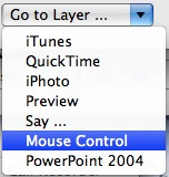 iRed Lite - Mouse Control