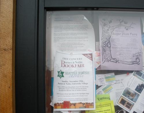 Third Place Books, Ravenna, Seattle